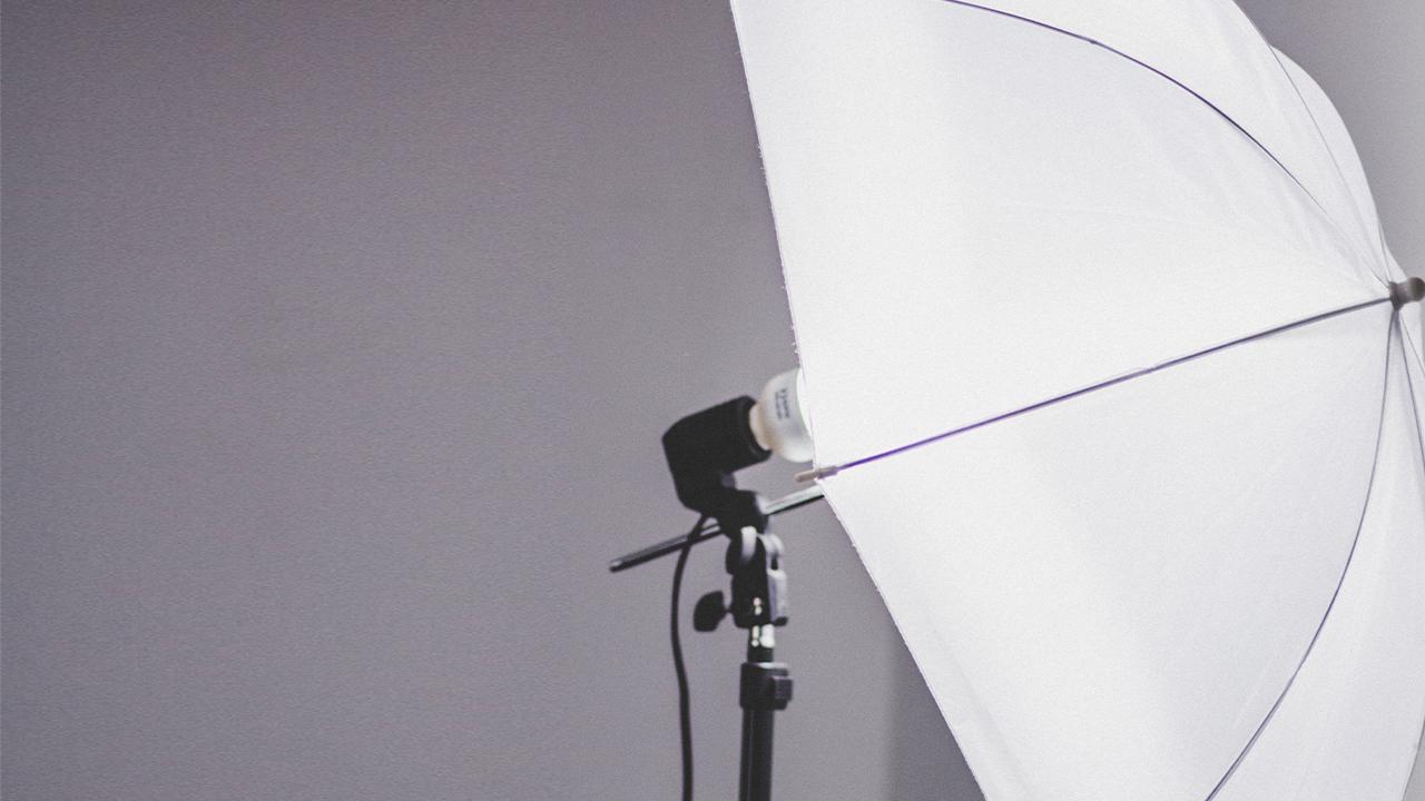 Studio Fotografico Bulldozempire Ombrelli luci
